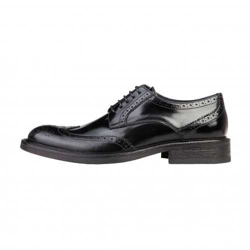 V 1969 Italian Men's Genuine Leather shoes Picture3: