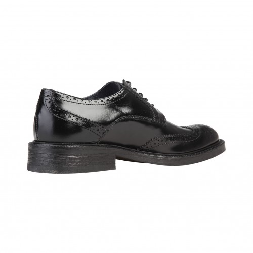 V 1969 Italian Men's Genuine Leather shoes Picture2:
